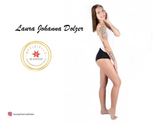 Laura Dolzer - BE HAIRLESS® Wels Markenbotschafterin